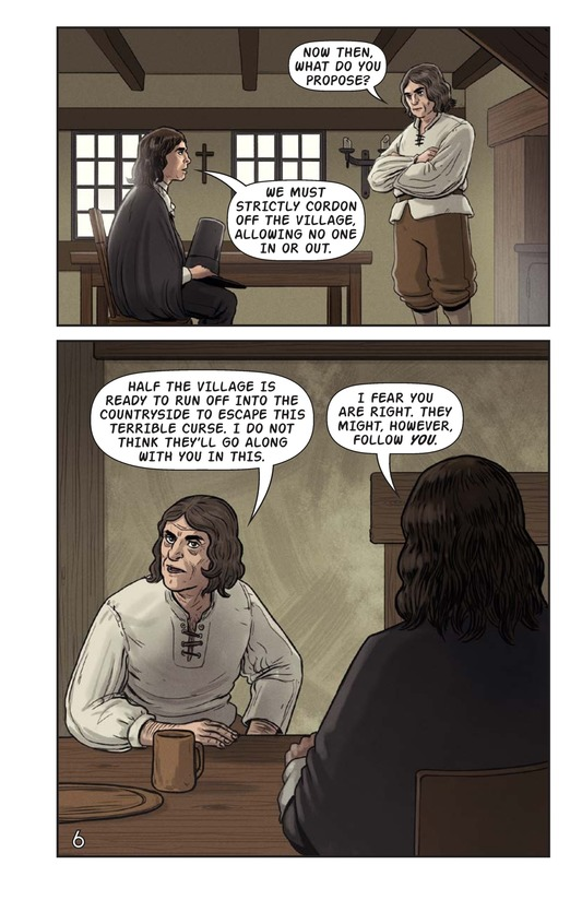 Book Preview For The Village and the Plague Page 7
