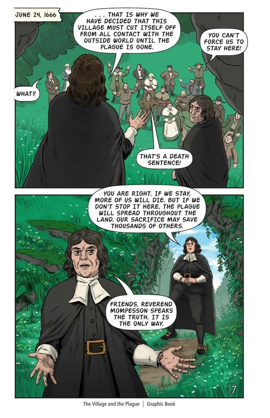 Book Preview For The Village and the Plague Page 8