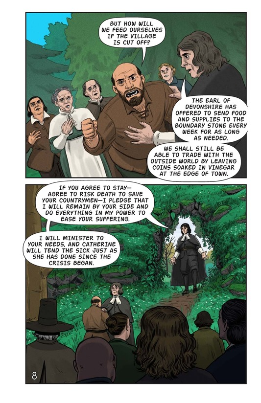 Book Preview For The Village and the Plague Page 9