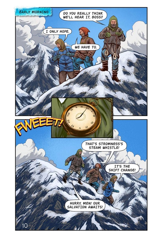 Book Preview For Shackleton's Antarctic Escape Page 11