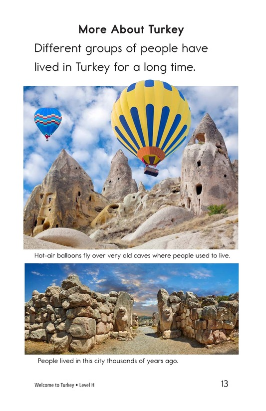 Book Preview For Welcome to Turkey Page 13