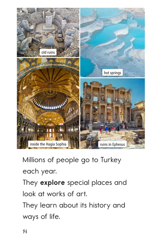 Book Preview For Welcome to Turkey Page 14