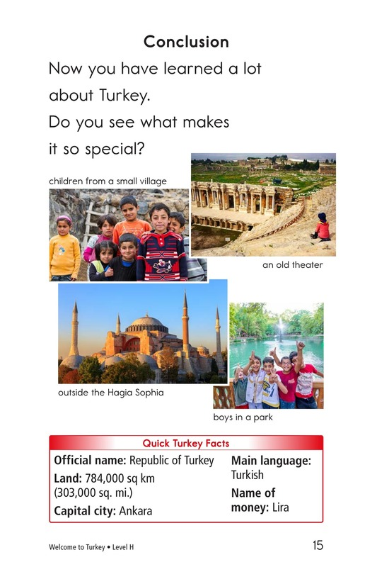 Book Preview For Welcome to Turkey Page 15