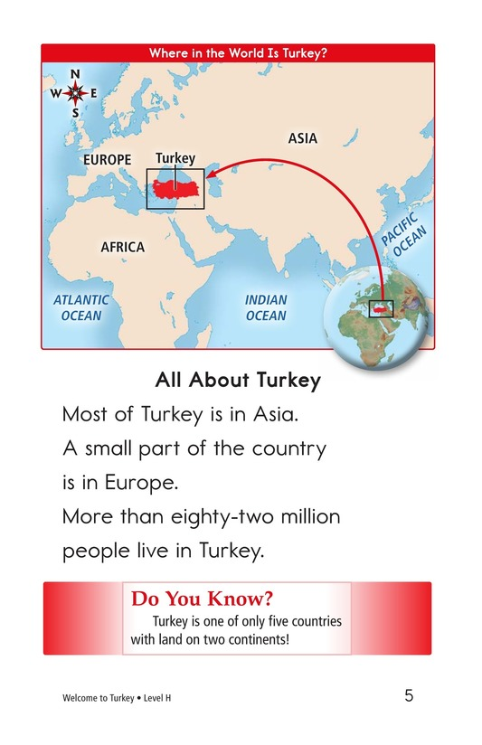 Book Preview For Welcome to Turkey Page 5