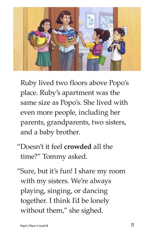 Book Preview For Popo's Place Page 11
