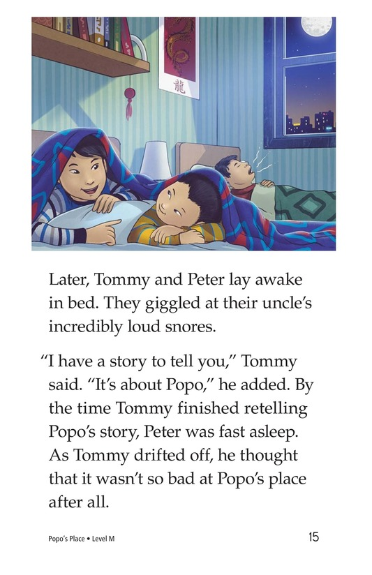 Book Preview For Popo's Place Page 15