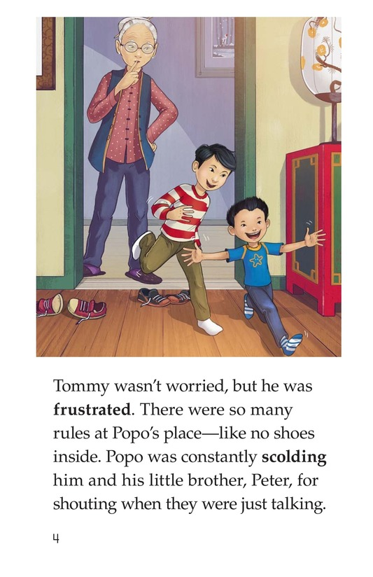 Book Preview For Popo's Place Page 4