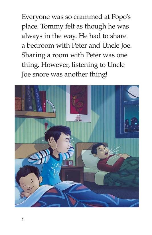 Book Preview For Popo's Place Page 6