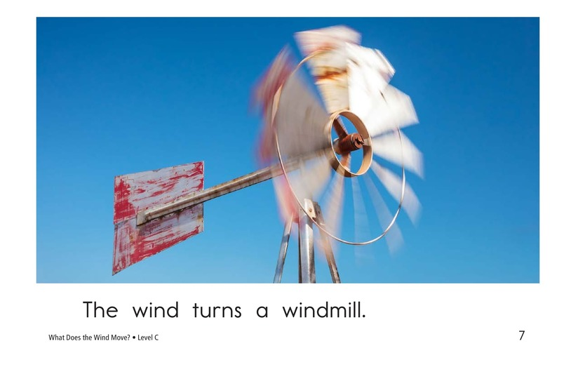 Book Preview For What Does the Wind Move? Page 7