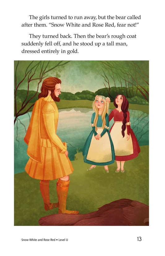 Book Preview For Snow White and Rose Red Page 13