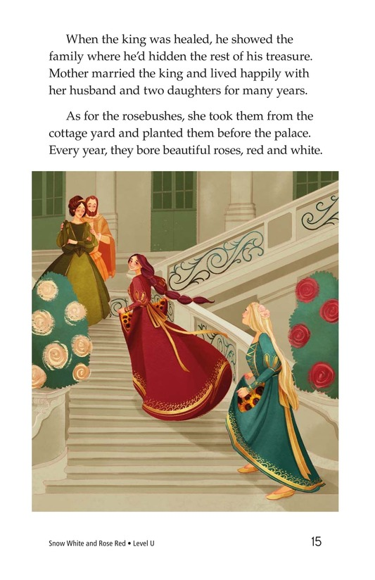 Book Preview For Snow White and Rose Red Page 15