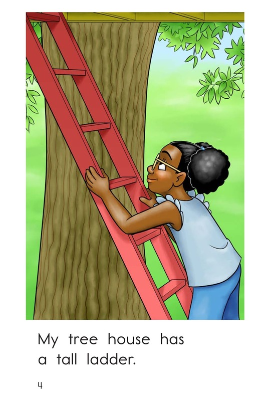 Book Preview For My Tree House Page 4