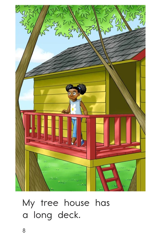 Book Preview For My Tree House Page 8