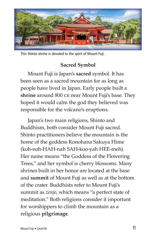 Book Preview For Mount Fuji Page 11