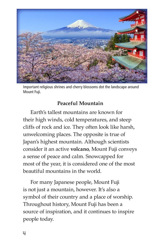 Book Preview For Mount Fuji Page 4