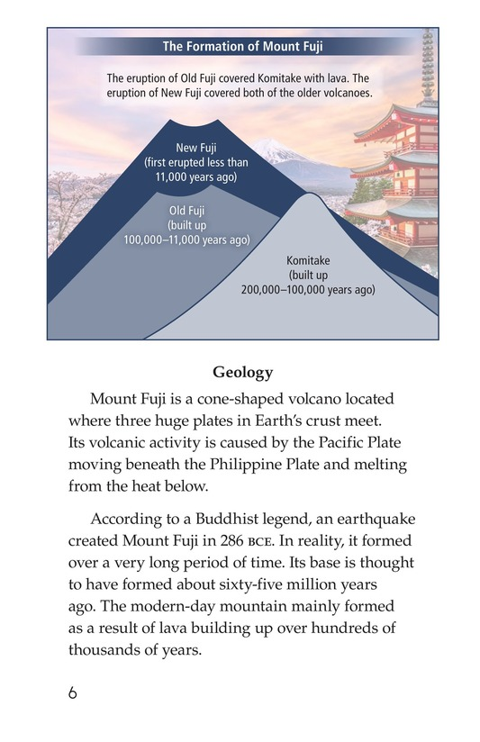 Book Preview For Mount Fuji Page 6