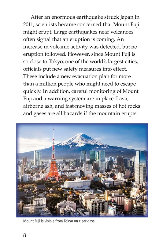 Book Preview For Mount Fuji Page 8