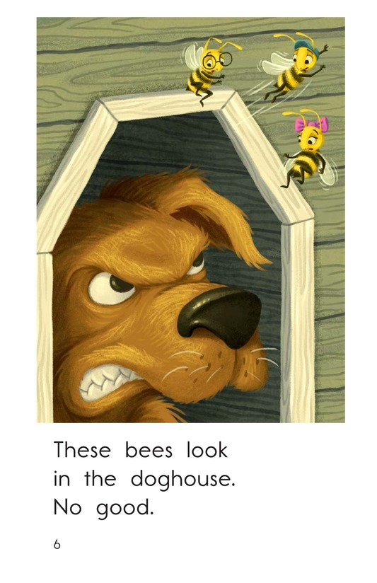 Book Preview For These Bees Page 6