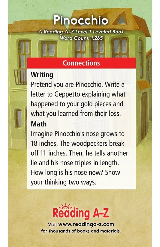 Book Preview For Pinocchio, Part 2 Page 17