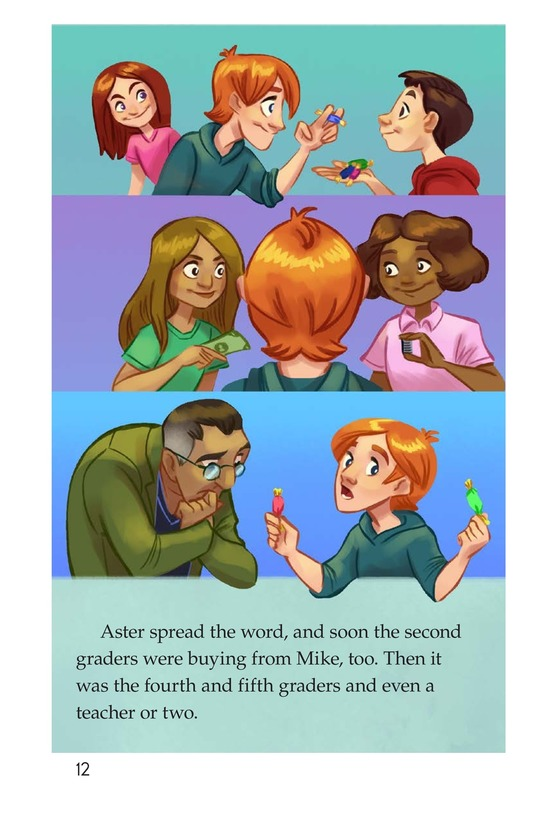 Book Preview For Book 10: The Fizzy Wizard Page 12