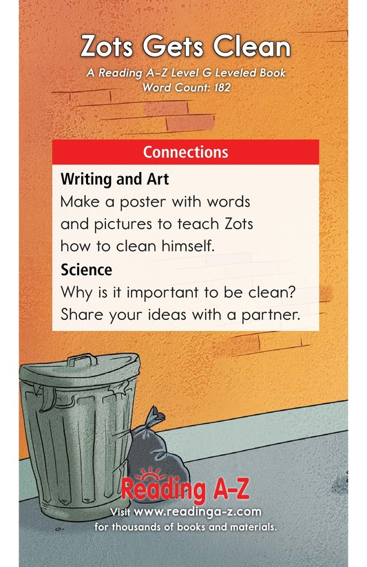 Book Preview For Zots Gets Clean Page 13