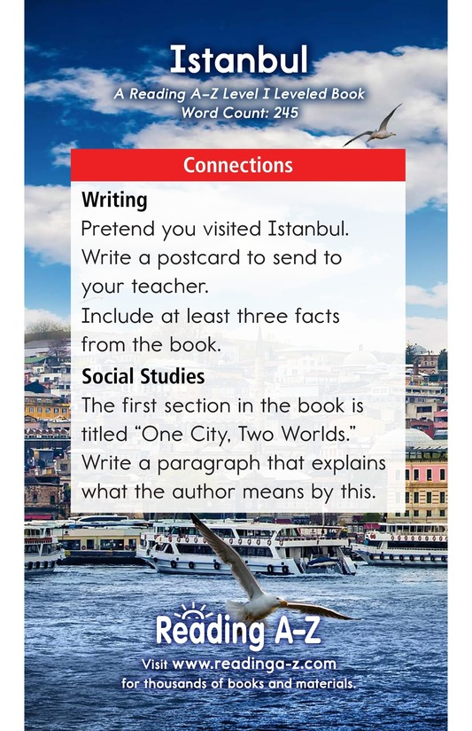 Book Preview For Istanbul Page 17