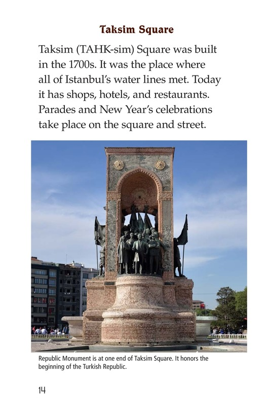 Book Preview For Istanbul Page 14