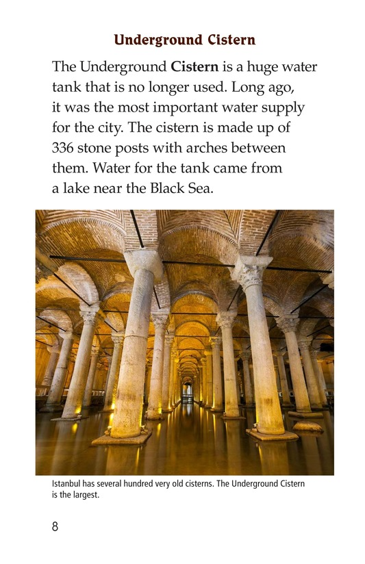 Book Preview For Istanbul Page 8