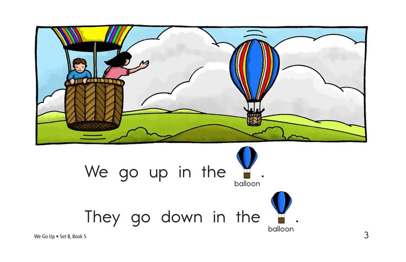 Book Preview For We Go Up Page 3