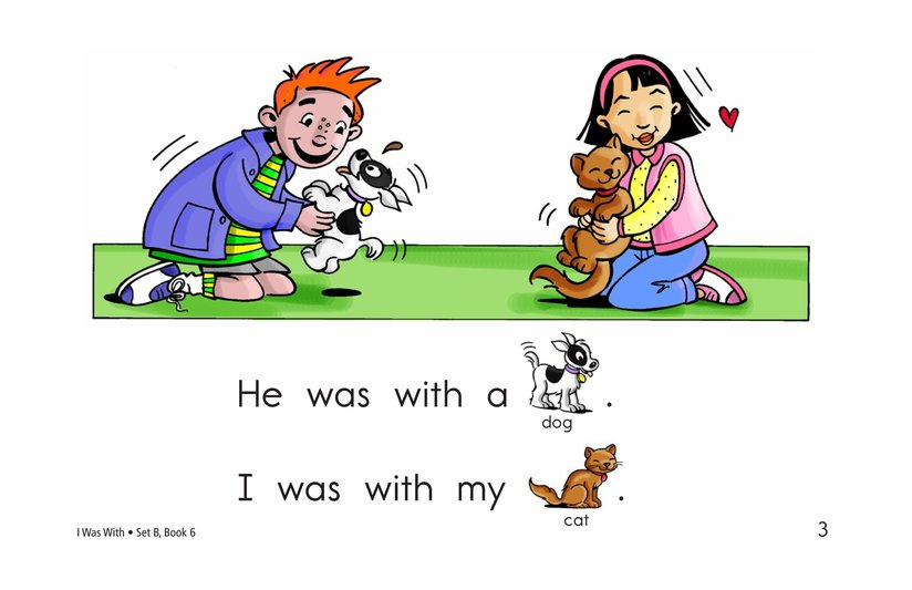 Book Preview For I Was With Page 3