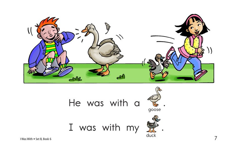 Book Preview For I Was With Page 7