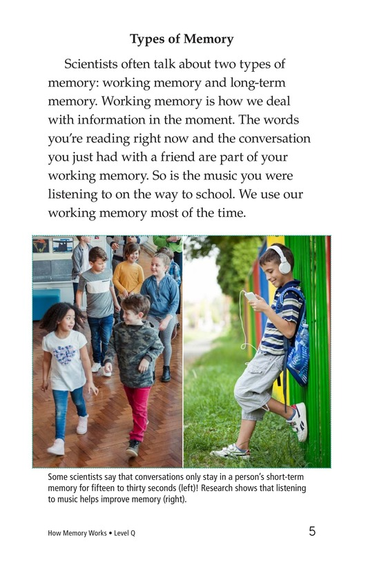 Book Preview For How Memory Works Page 5