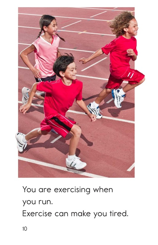 Book Preview For Why Exercise? Page 10