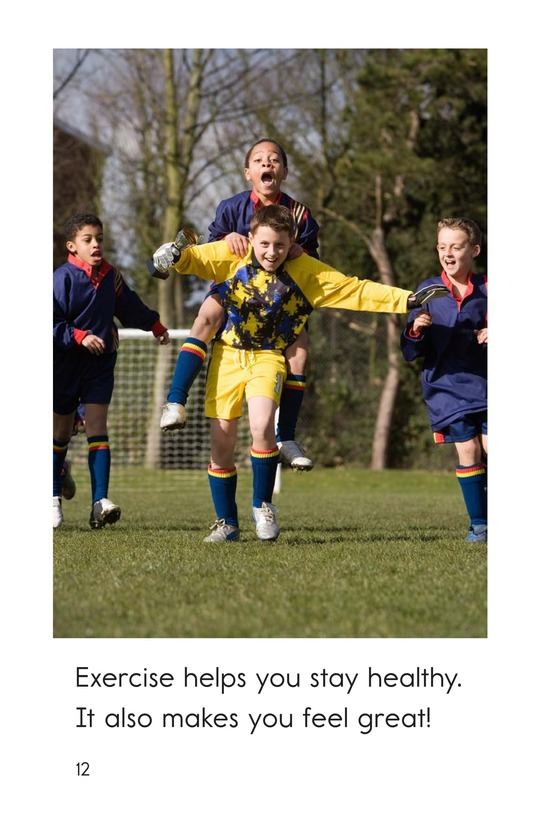 Book Preview For Why Exercise? Page 12