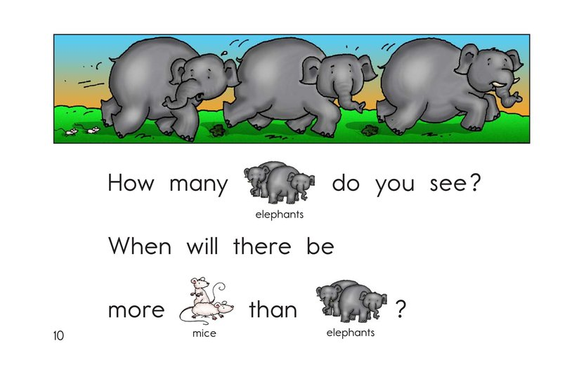 Book Preview For How Many Do You See? Page 10