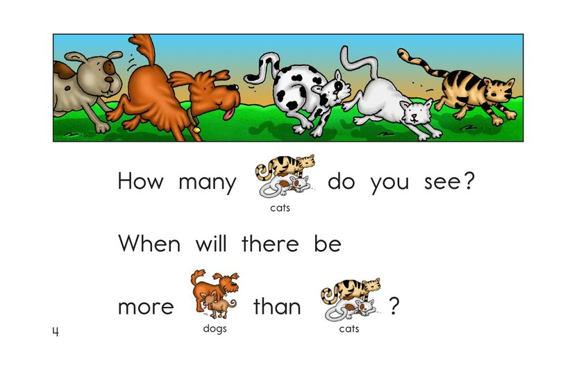 Book Preview For How Many Do You See? Page 4