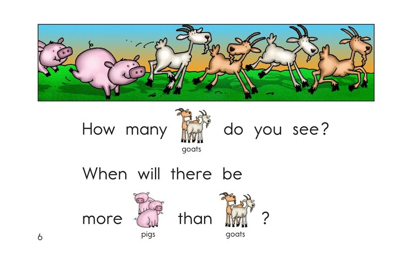 Book Preview For How Many Do You See? Page 6