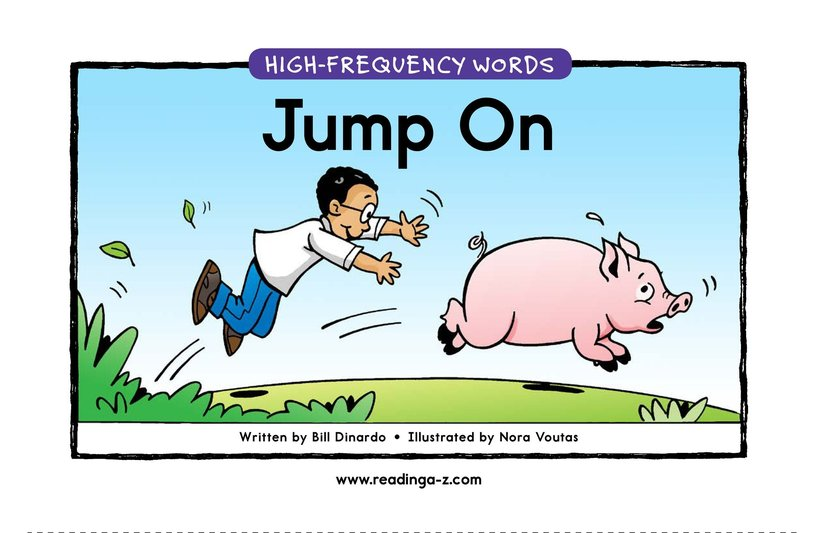 Book Preview For Jump On Page 1