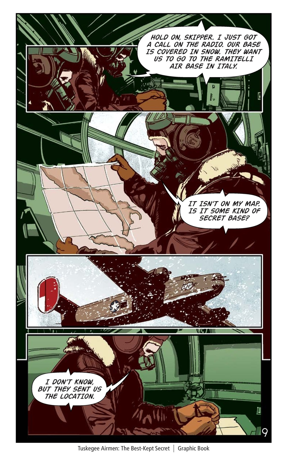 Book Preview For Tuskegee Airmen: The Best-Kept Secret Page 10