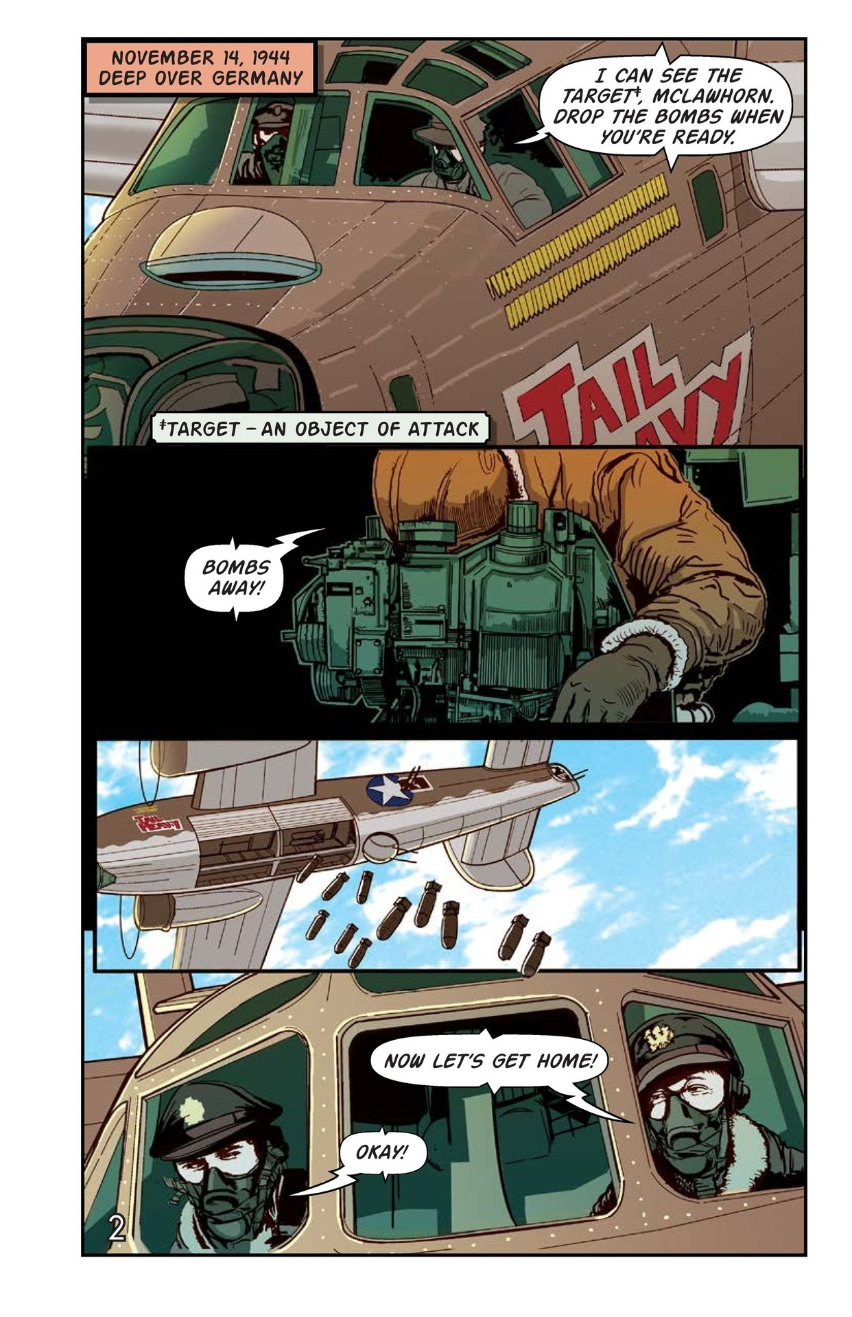 Book Preview For Tuskegee Airmen: The Best-Kept Secret Page 3
