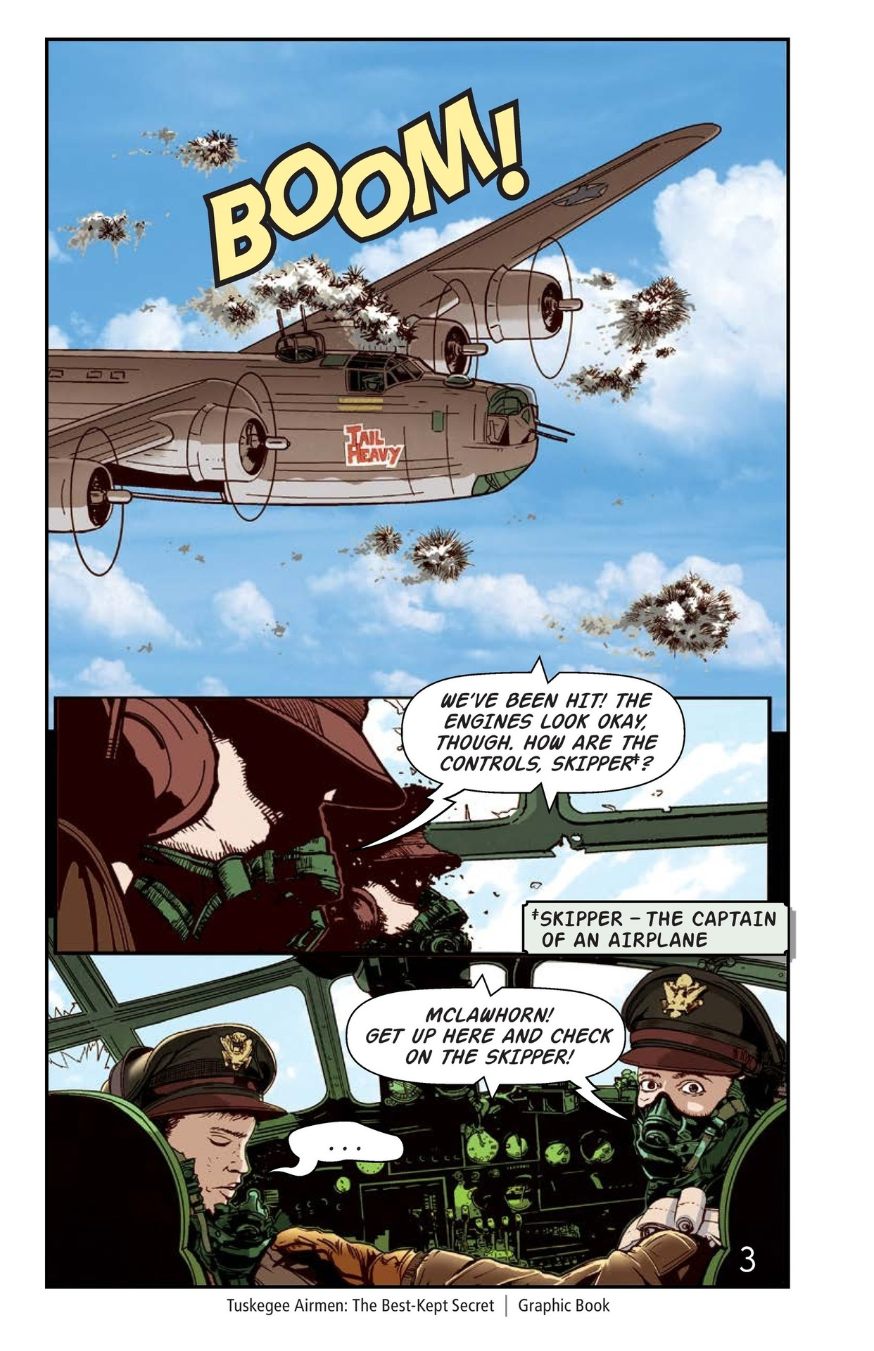 Book Preview For Tuskegee Airmen: The Best-Kept Secret Page 4