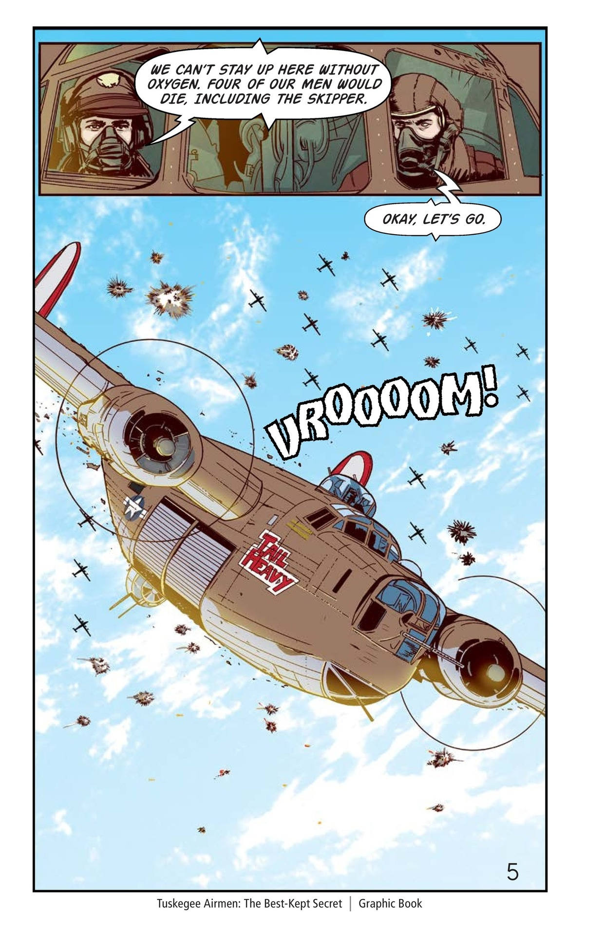 Book Preview For Tuskegee Airmen: The Best-Kept Secret Page 6