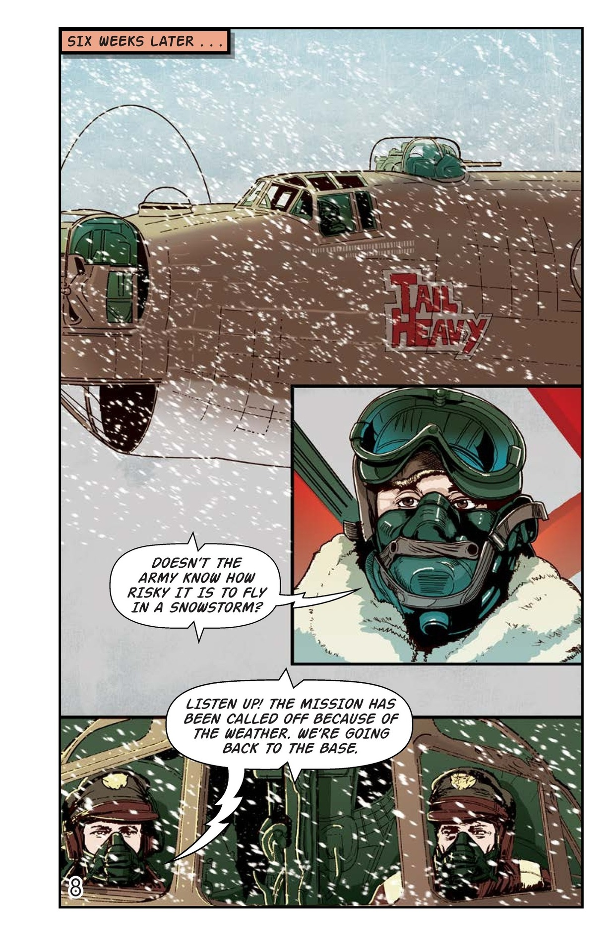 Book Preview For Tuskegee Airmen: The Best-Kept Secret Page 9