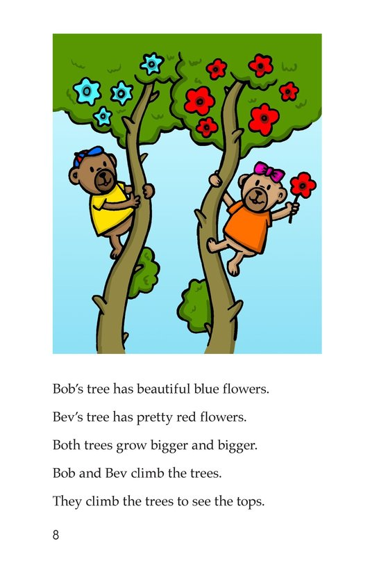 Book Preview For Bears and Beans Page 8