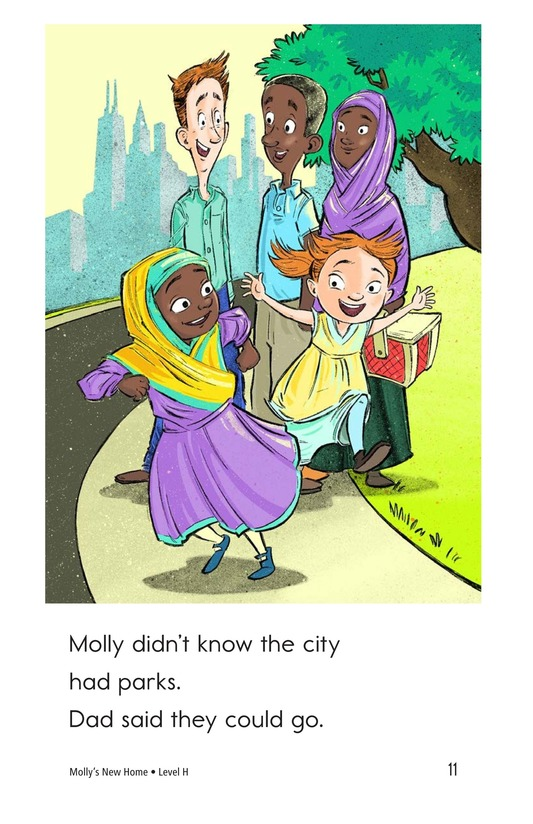 Book Preview For Molly's New Home Page 11