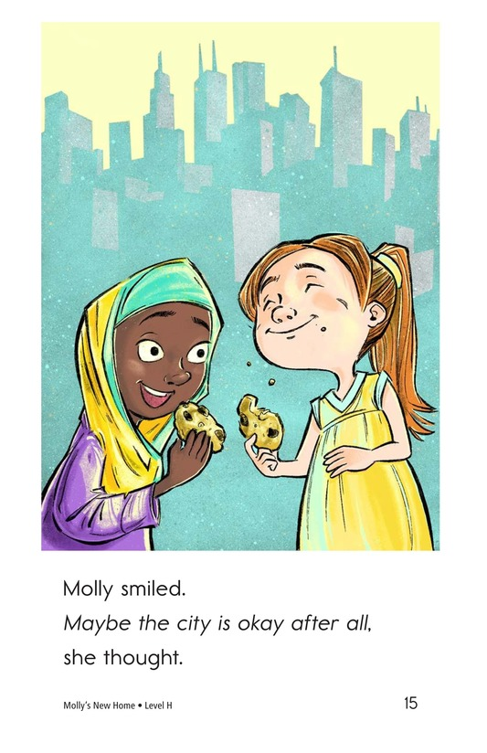 Book Preview For Molly's New Home Page 15