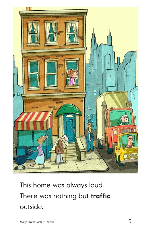 Book Preview For Molly's New Home Page 5