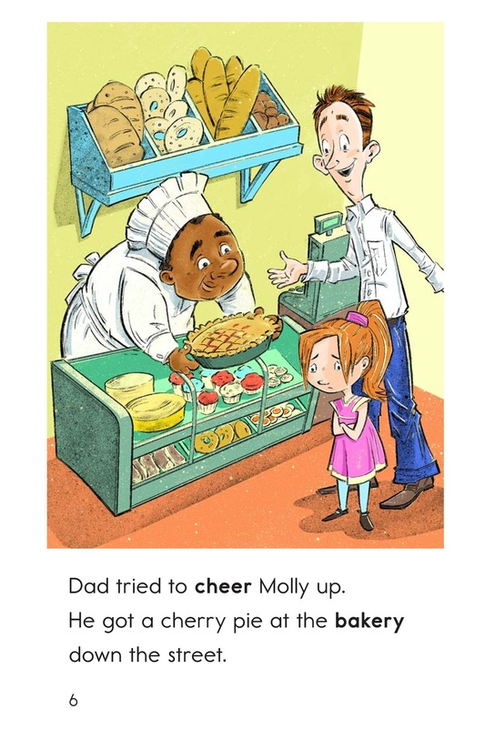 Book Preview For Molly's New Home Page 6