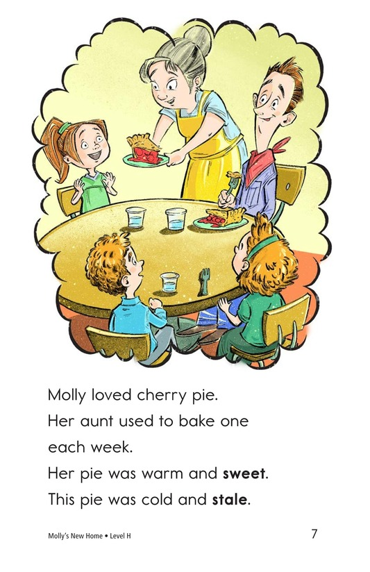Book Preview For Molly's New Home Page 7