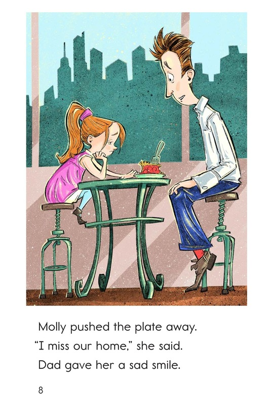 Book Preview For Molly's New Home Page 8